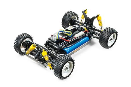 Rc Tt02B Chassis First Try Kit