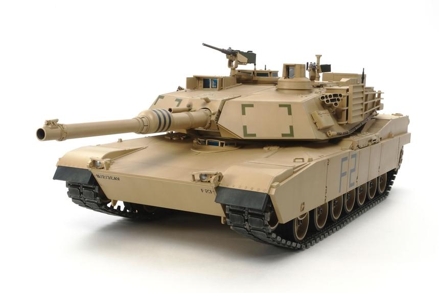Rc Us M1A2 Abrams