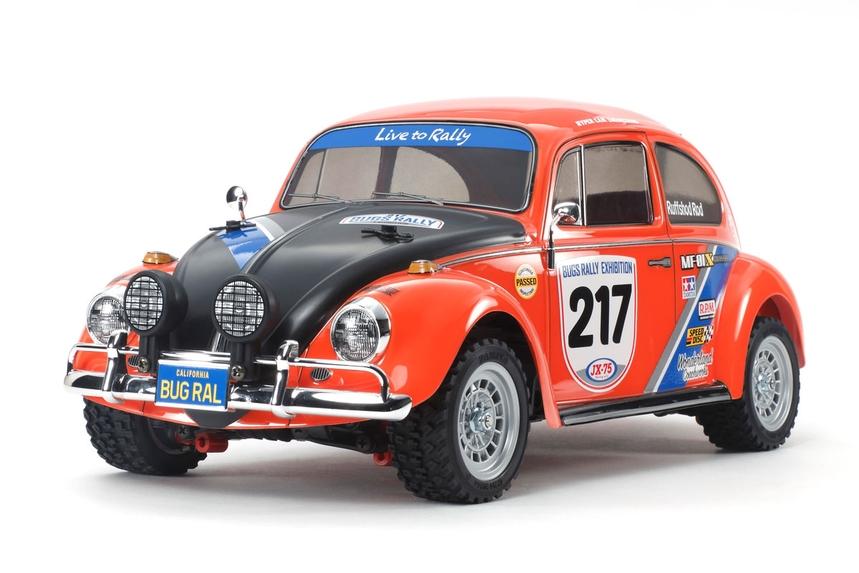 Tamiya 58650 Volkswagen Beetle Rally