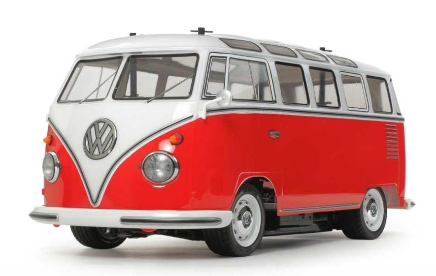 Rc Volkswagen Type 2 T1