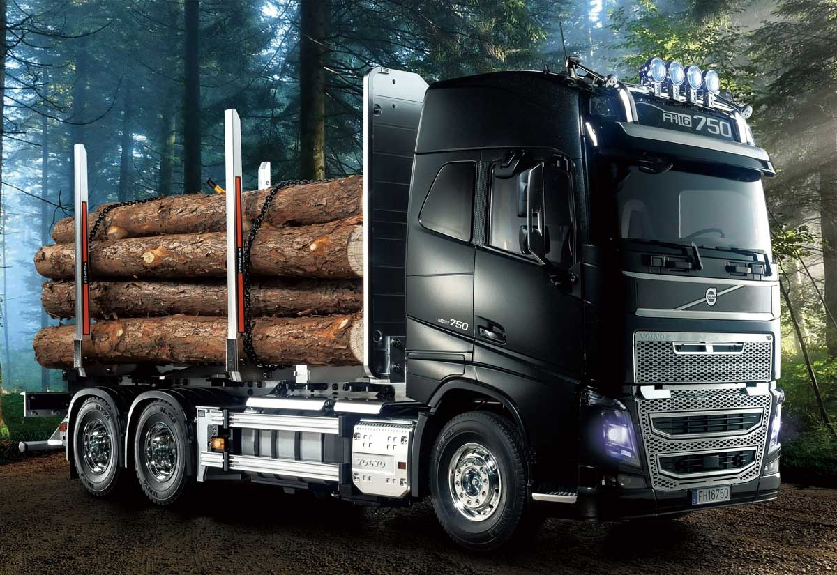 Rc Volvo Fh16 Globetrotter 750