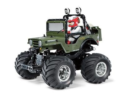 Rc Wild Willy 2000