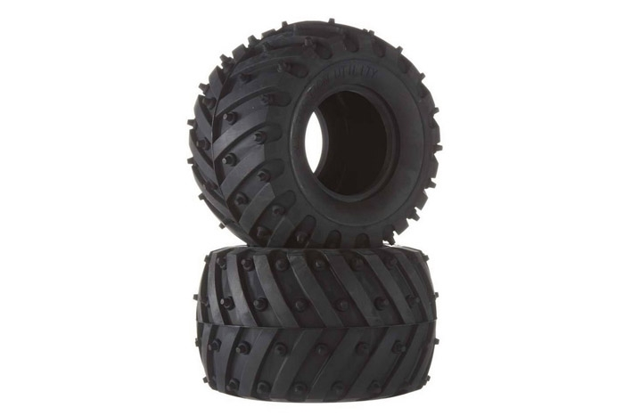 Rc Wr02 Monster Spike Tires