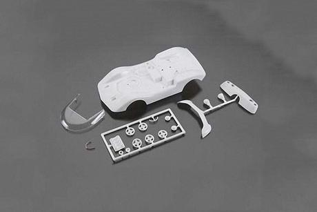 Slot Car M Body Parts Set