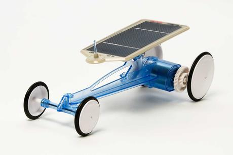Solar Car Assembly Kit