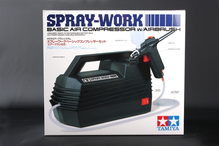Spray-Work Basic Compressor