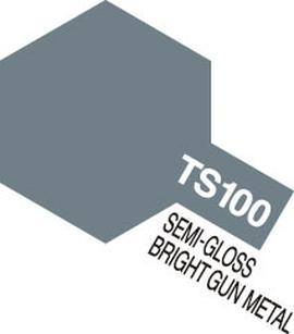 Ts-100 Bright Gun Metal