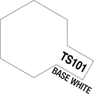 Ts-101 Base White
