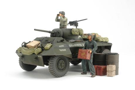 Us M8 Greyhound Combat Patrol