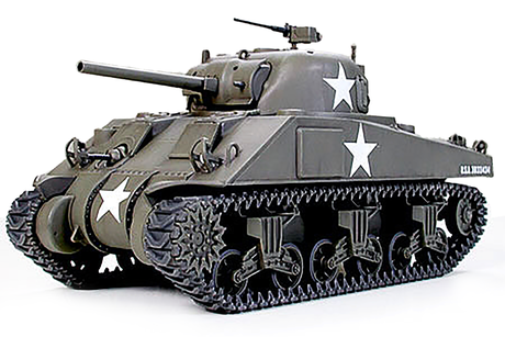 U.S. Medium Tank M4 Sherman