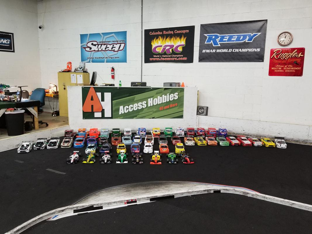 Tamiya Chamionship Series - Results / Tamiya USA